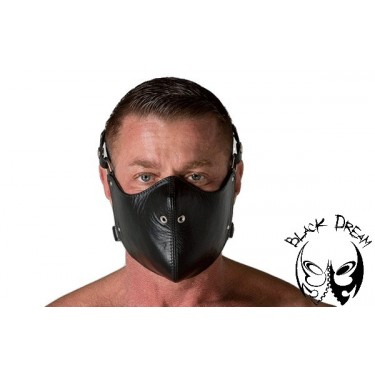leather-mouth-restrictor