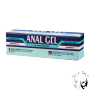 Waterbase anal lubricant