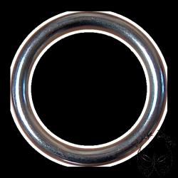 Smooth nickle-free ring
