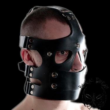 Inflatable Gag Harness