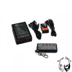 ET 302R távvezérlésű electro doboz