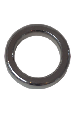 Stainless steel cockring, heavy