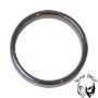 Cockring stainless steel light
