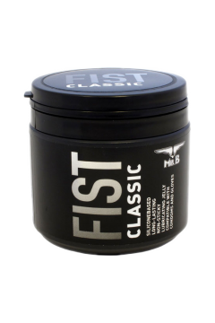 Mr B Fist Classic lube 500 gram