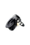 Leather Chastity Bag