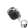 Leather Chastity Bag With Internal Spikes