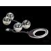 Metal Anal Beads