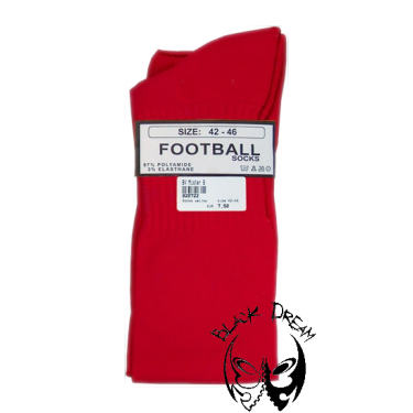Focista zokni - piros