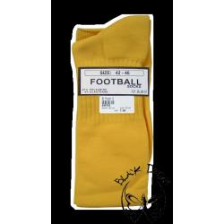 Focista zokni - sárga