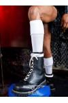 Football socks - White