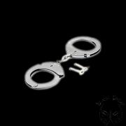 Clejuso No. 11 Ratchet Handcuffs