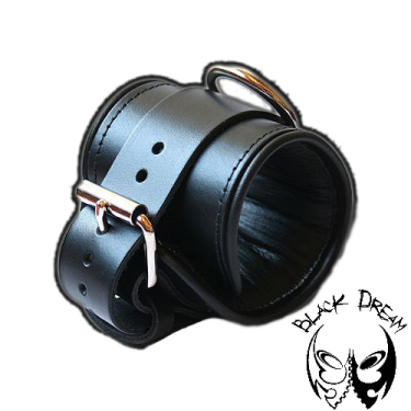 Padded Leather Ankle restraint