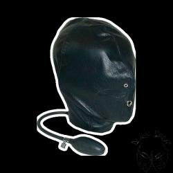 Leather Hood inflatable back