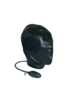Leather Hood inflatable back