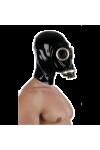 Russian gasmask GPA with hood