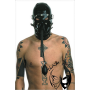 Latex combi-mask