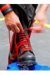 Piros cipőfűző