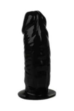 Stumpy, solid dildo