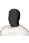 Double-layer spandex mask