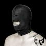Duplarétegű spandex maszk szájnyílással