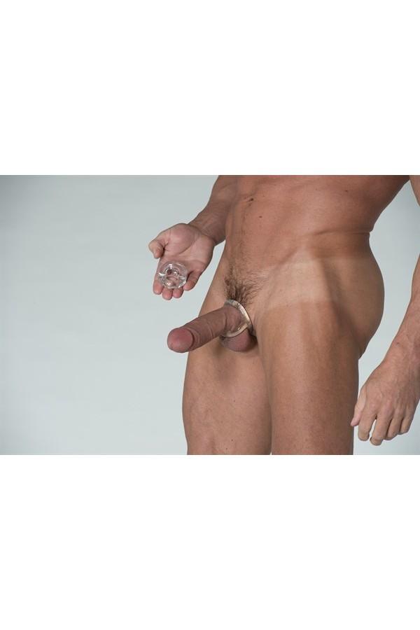 Sport Fucker Cock Ring - Transparent