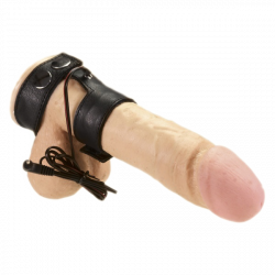 Electro-Stimulation Cock Cage