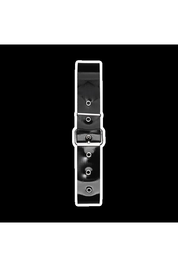 Rubber belt, 4 cm