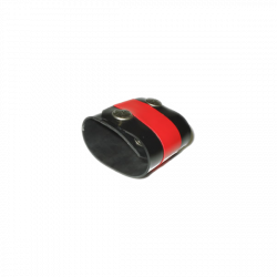 Latex wrist band, 6 cm wide