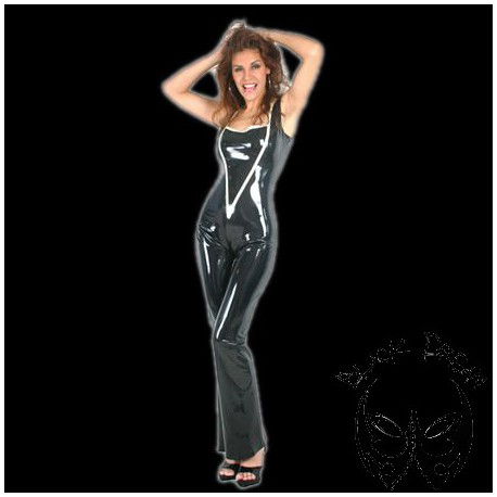 catsuit-with-coloured-trims-and-flared-legs
