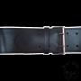 Bondage leather belt - 8 cm wide