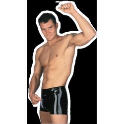 Shorts with 2-way all around zip