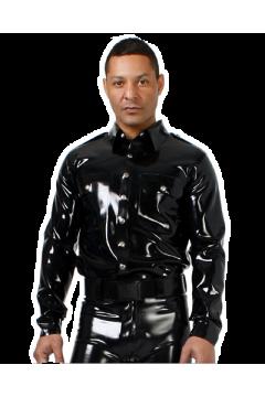 Hosszúujjú rendőrségi ing