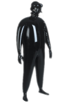 Inflateable full body suit