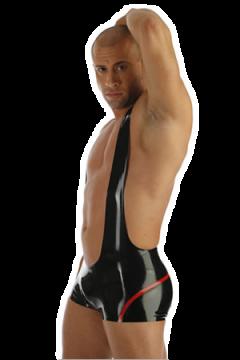 Wrestling-suit