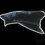 Military cap - no fishbone