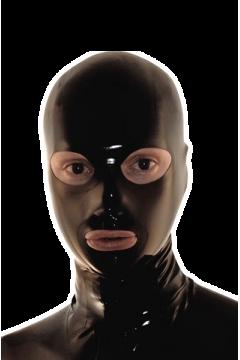 Full Face Hood zip