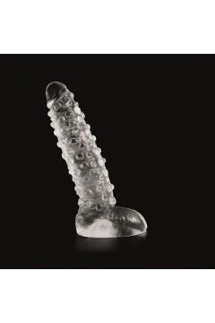 Ananász dildó - átlátszó