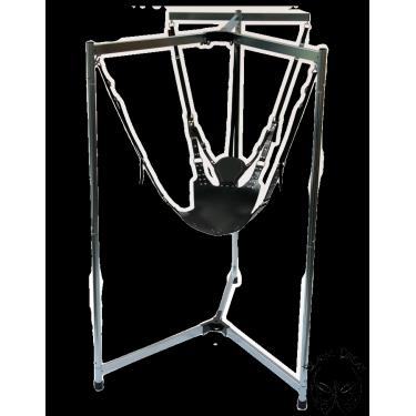 red-portable-sling-frame