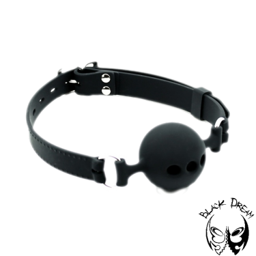 Lockable Mouthgag with Ball