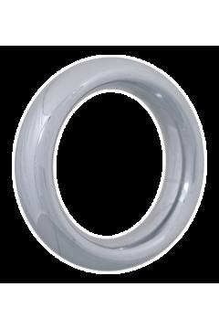 Wide Chrome Donut