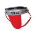 MM athletic jockstrap - piros