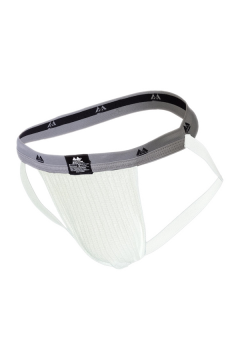 MM slim jockstrap - white