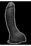 The Perfect P-Spot Ultraskyn Cock - Black