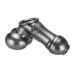 Oxballs SACKJACK faroktakaró - ezüst