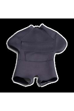 Neoprene Pod Suit - Black